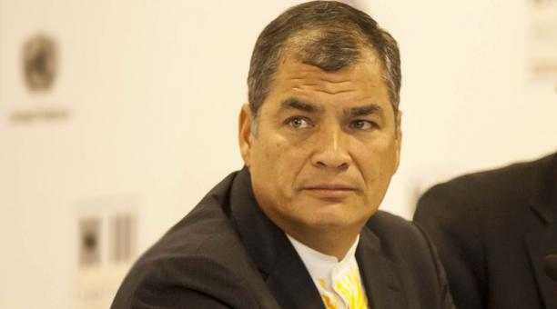 Rafael Correa no comparece al llamado de la Justicia de Ecuador para dar versión sobre homicidio
