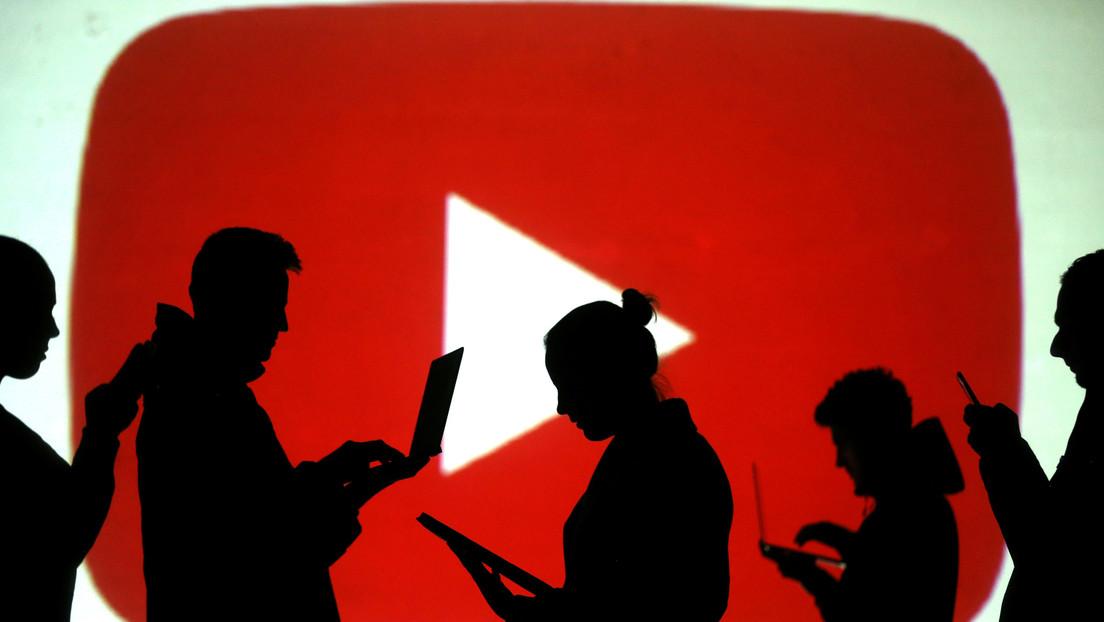 YouTube solventó falla masiva de su plataforma tras caída a escala mundial