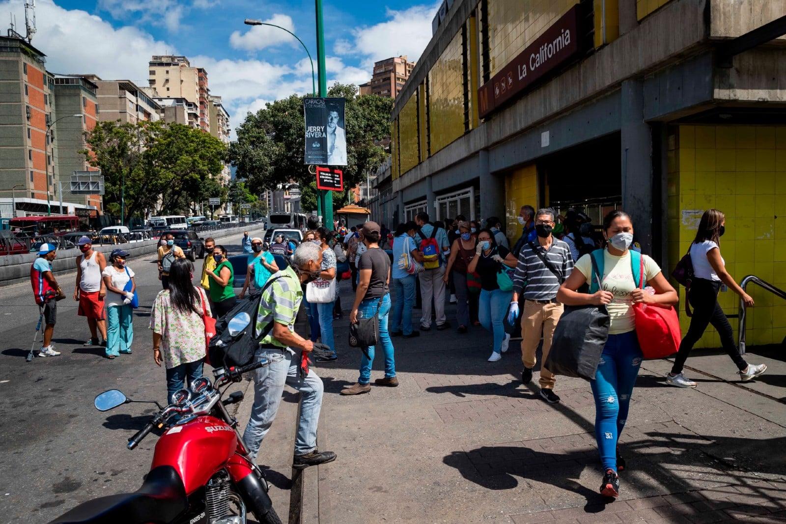 En Venezuela decretarán flexibilización de la cuarentena en todo el mes de diciembre