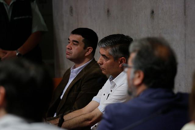 """Inicia preparación de juicio contra 11 exfuncionarios de Carabineros por la """"Operación Huracán"""""""