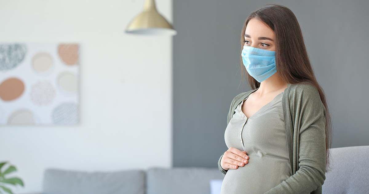 Estudio revela que embarazadas corren mayor riesgo de morir por el COVID-19