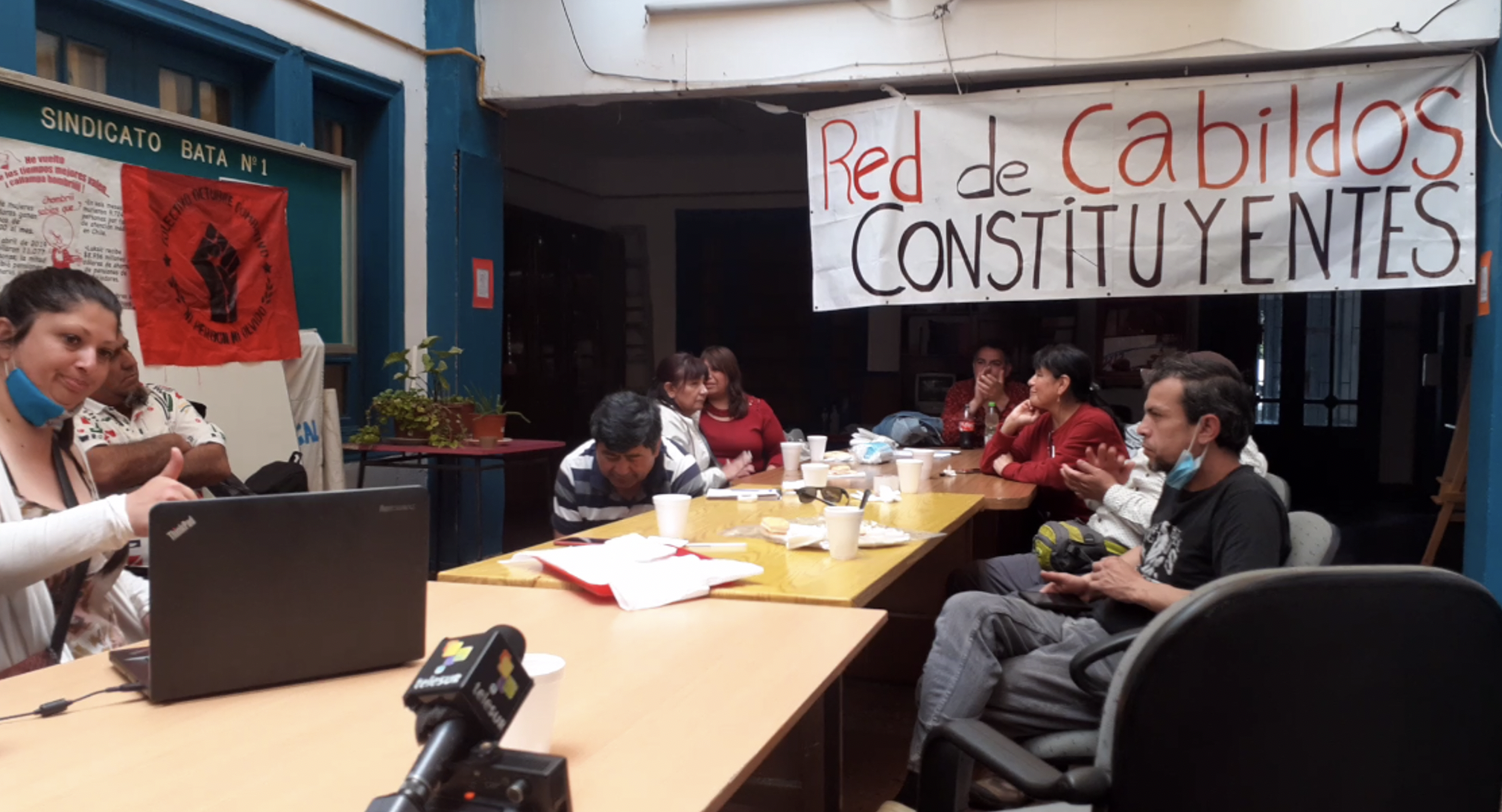 Red de Cabildos Constituyentes define próximos pasos