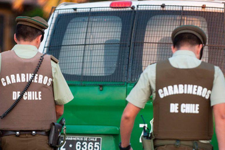 """Tarapacá: 8 ex carabineros condenados por participar en """"mexicanas"""" a contrabandistas de cigarros"""