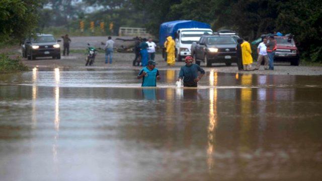 Huracán Eta causa daños por valor de 172 millones de dólares en Nicaragua