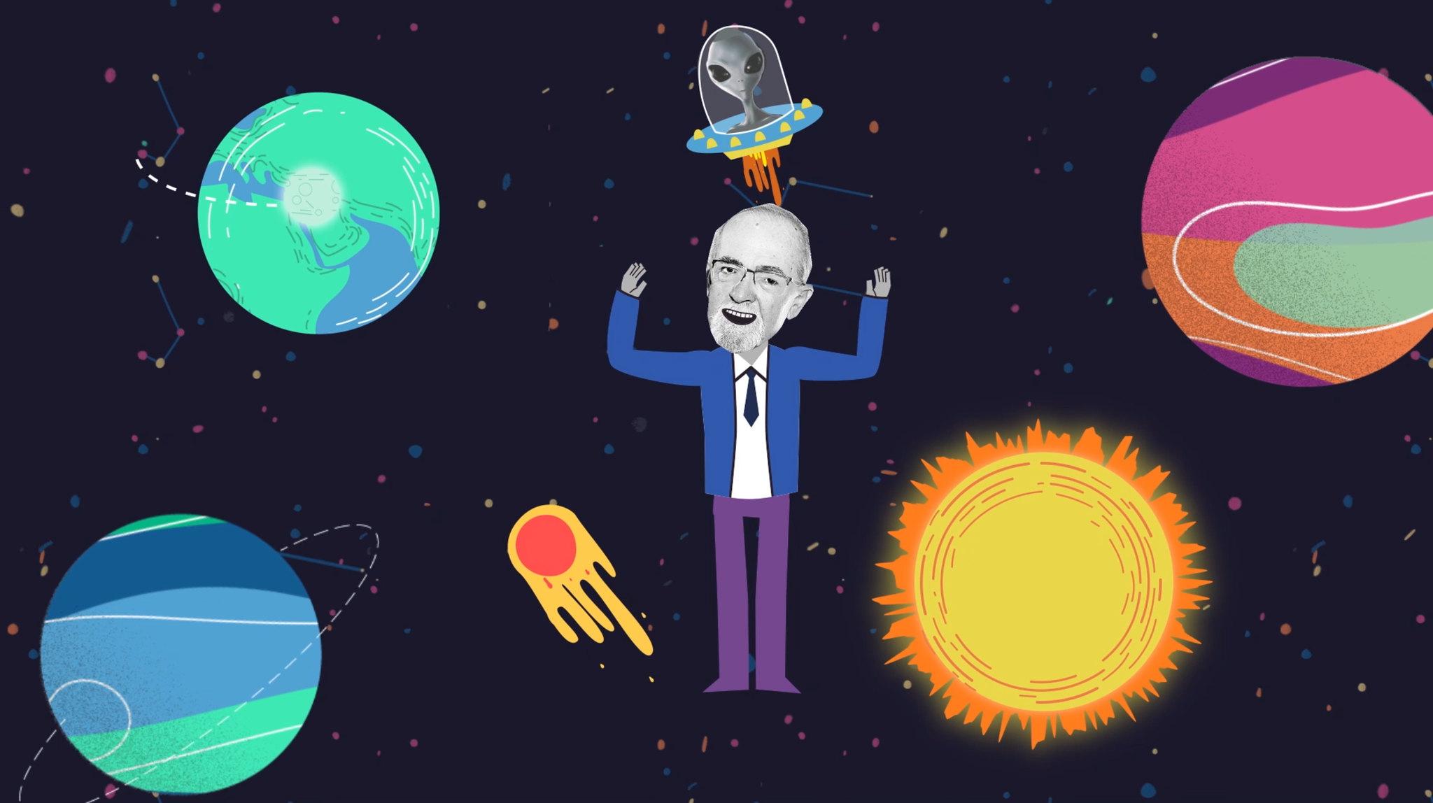TV Educa Chile y TVN estrenan de manera conjunta programa protagonizado por el astrónomo José Maza