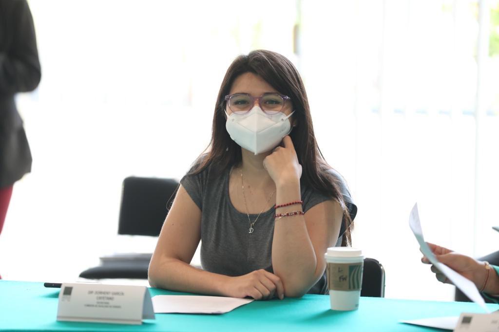 """Dorheny García Cayetano, diputada federal de México: """"Podemos ser más solidarios entre los pueblos de Latinoamérica"""""""