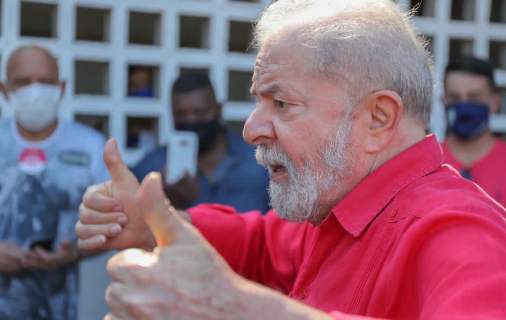 """Lula da Silva: El PT """"saldrá fortalecido"""" en las municipales de este domingo"""