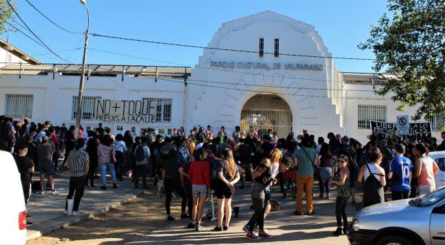 Asamblea de la Ex Cárcel de Valparaíso presentó propuestas para la cogestión del parque con la comunidad