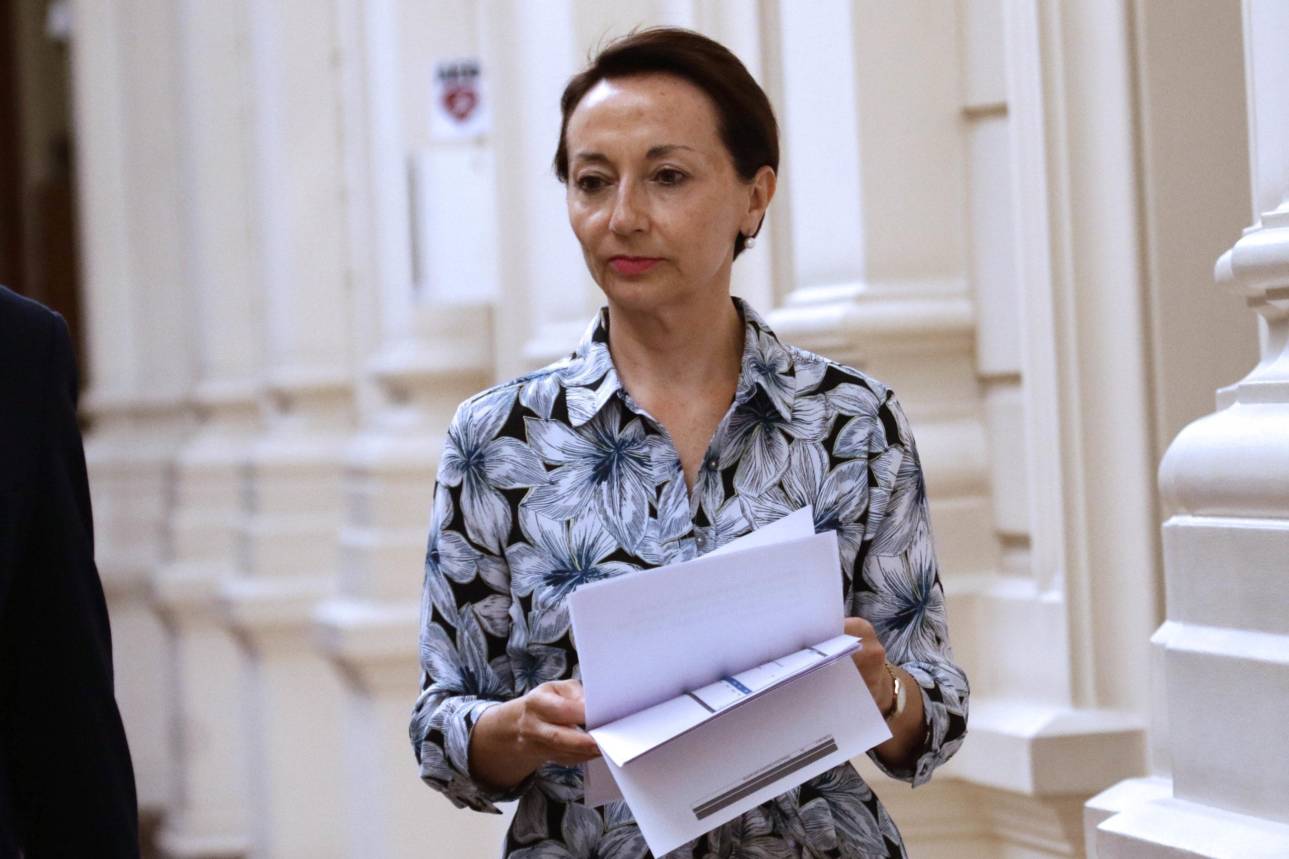 Ministra Chevesich se reunió con Superintendente de Pensiones por atraso de las AFP en pago de deudas por pensión alimenticia