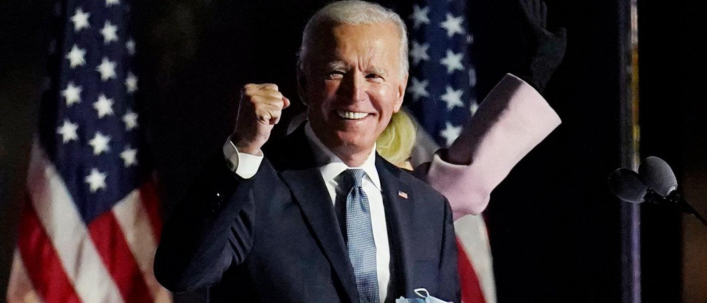 Biden consolida su victoria con 306 votos electorales