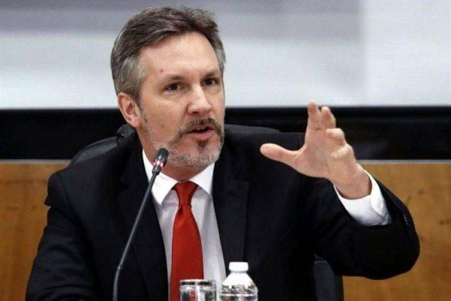 John Ackerman, periodista mexicano: