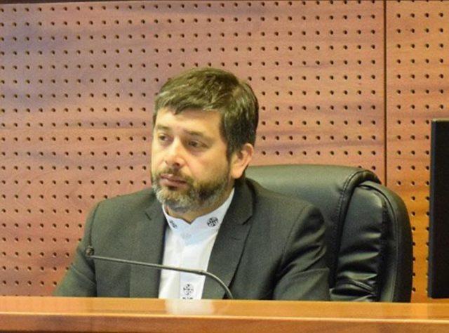 Senador Navarro: Condena contra Chile confirma que juez Urrutia es víctima de una persecución judicial