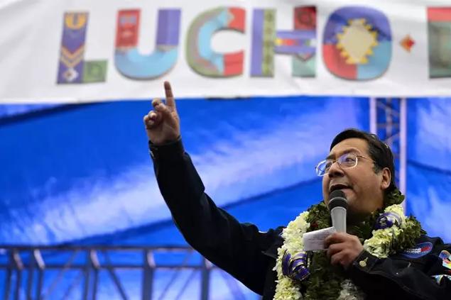 Luis Arce toma posesión como presidente de Bolivia este domingo