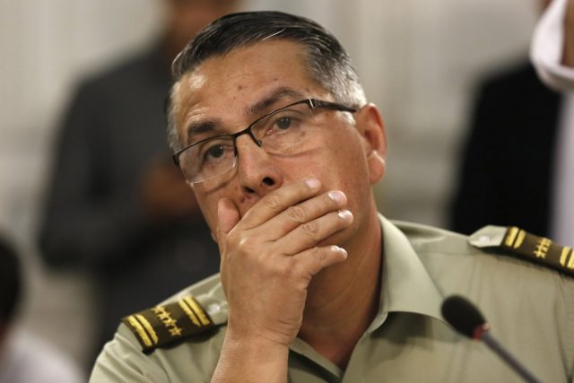 Mario Rozas deja una estela  de sangre, represión y violencia y ahora deberá enfrentar 36 querellas en su contra con abogado particular