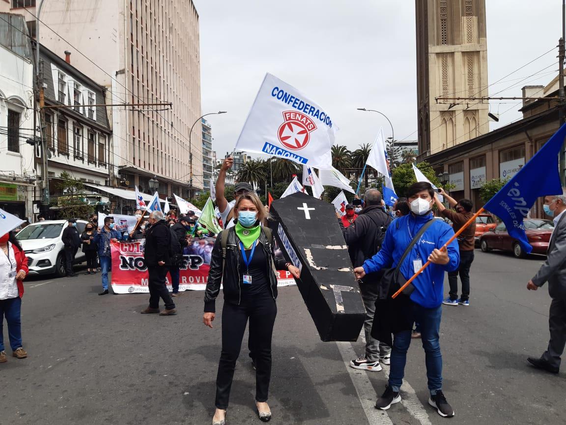 Fenats: Movilizaciones continuarán si no mejoran las condiciones de trabajo
