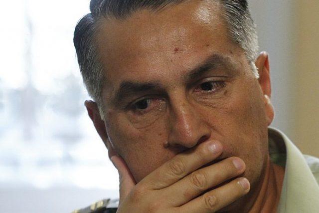 Rozas declarará como imputado por presuntos delitos contra DD. HH.