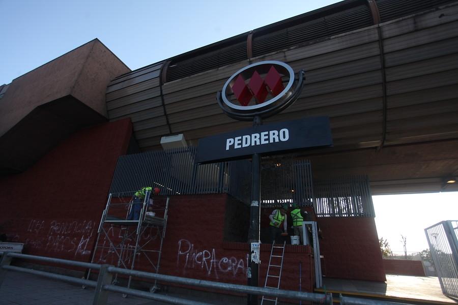 Gobierno de Piñera apeló la resolución que absolvió a acusados de quemar el Metro Pedrero