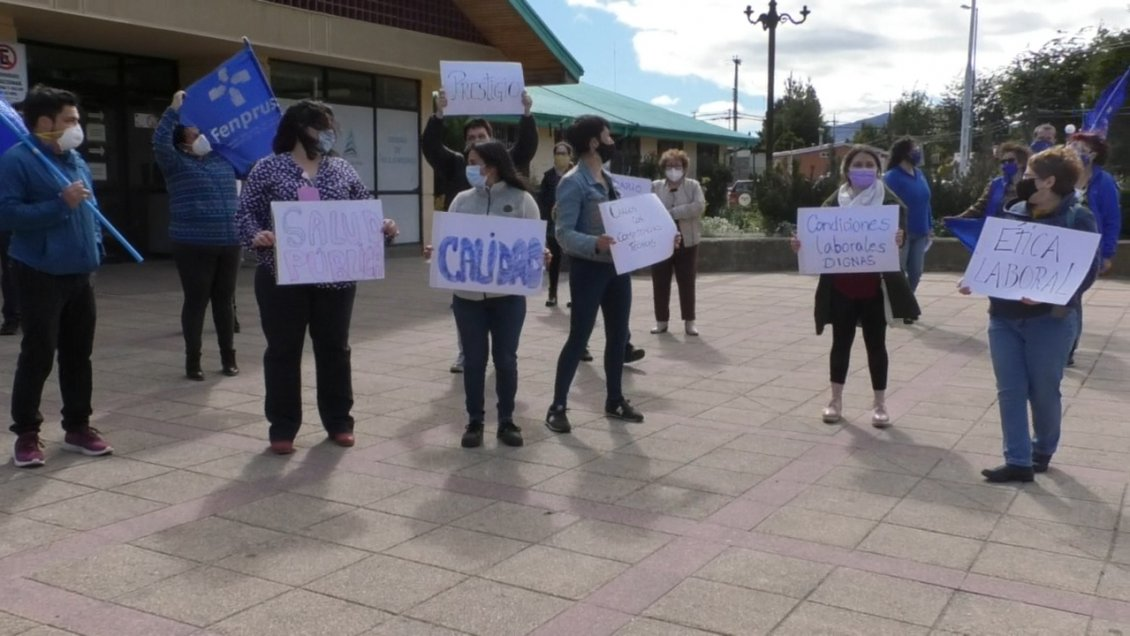 Coyhaique: Fenpruss denunció irregularidades en laboratorio PCR del Hospital Regional