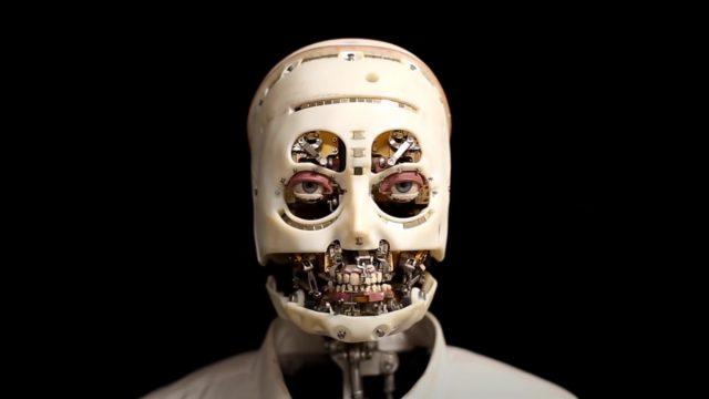 ¡La IA cada vez más humanizada! Conozca al androide capaz de establecer contacto visual