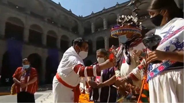 (Video) Comunidades indígenas de México honran a las víctimas del COVID-19