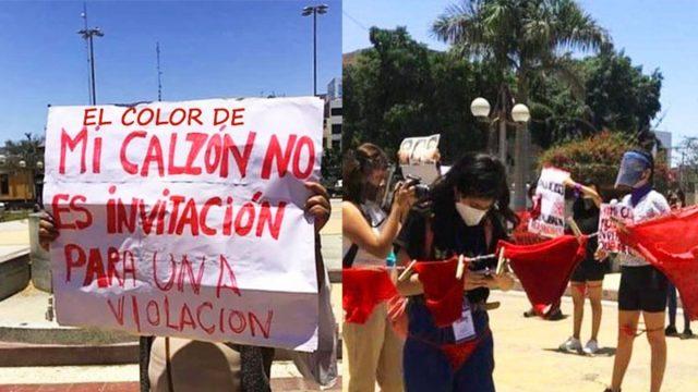 ¡Indignante! en Perú absuelven a hombre acusado de violación porque su victima tenía ropa interior roja