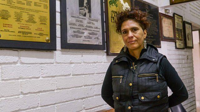 Directora Rocío Carrillo: