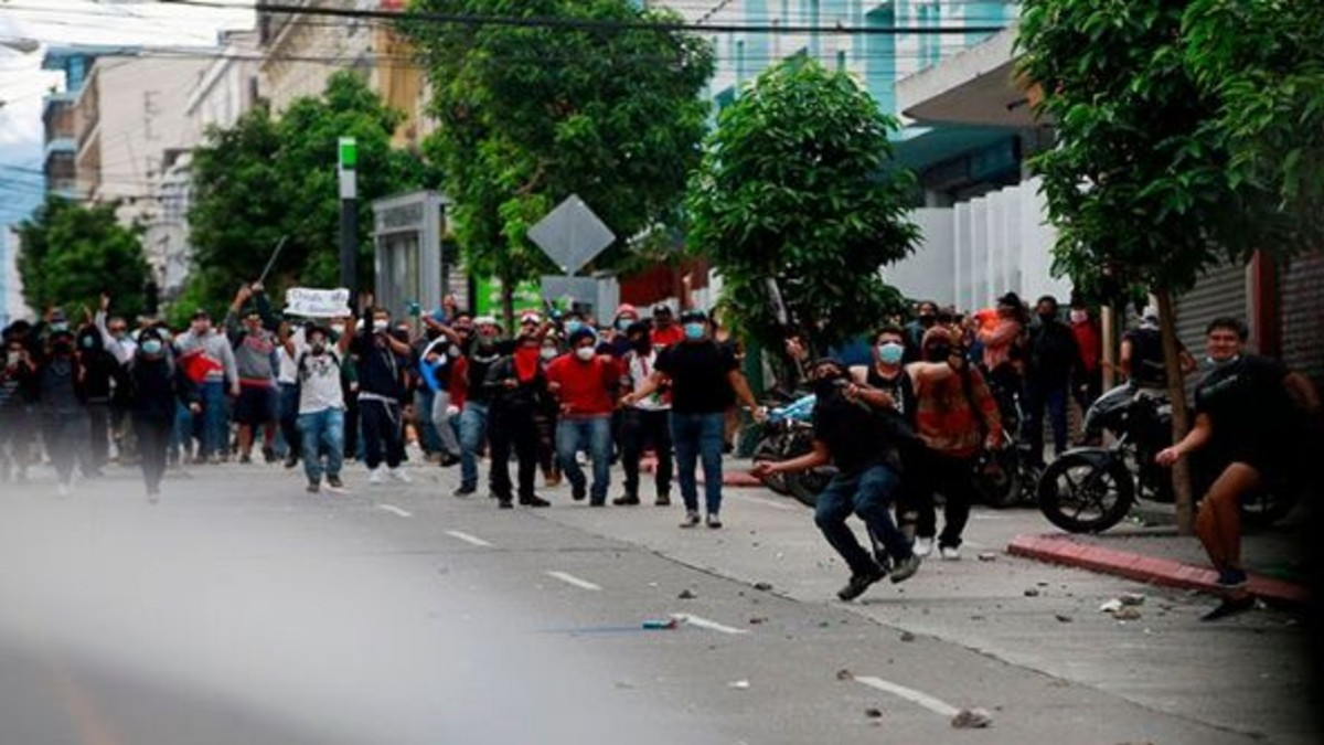 ONU solicita investigar en torno a las protestas en Guatemala