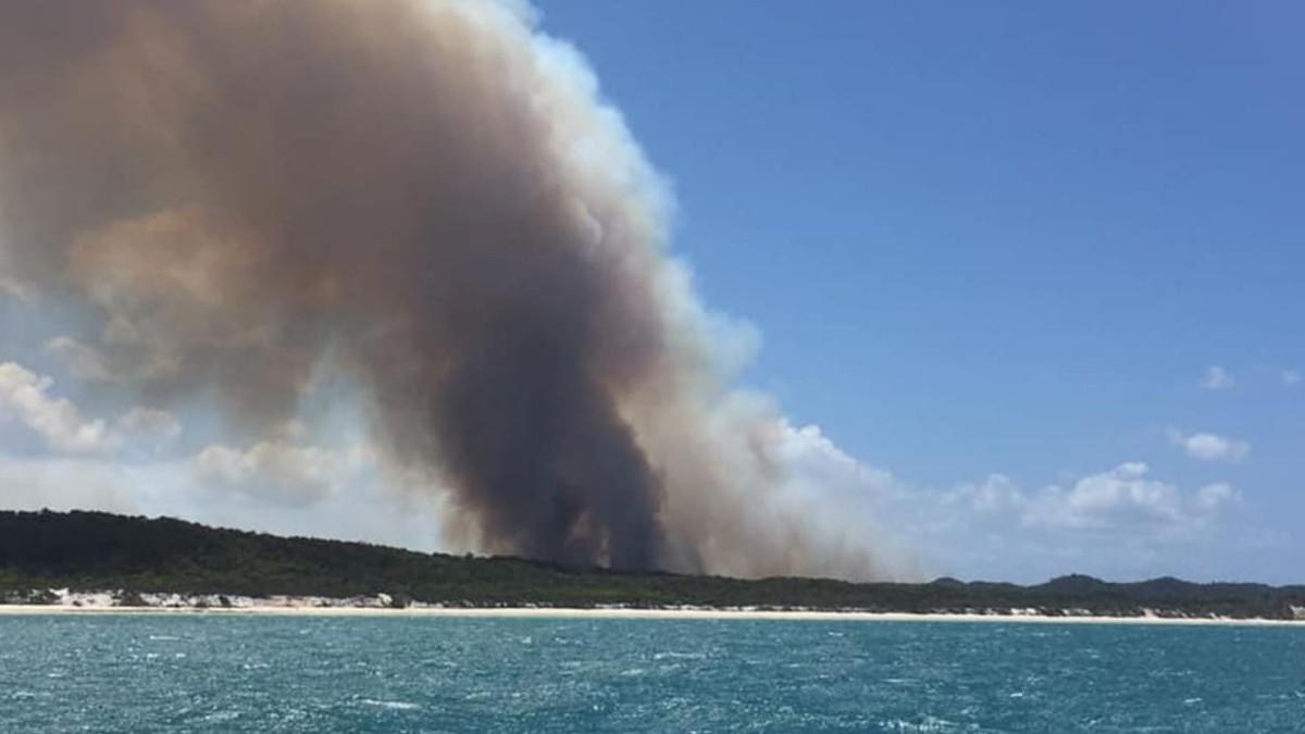 Se agravan incendios forestales en Australia