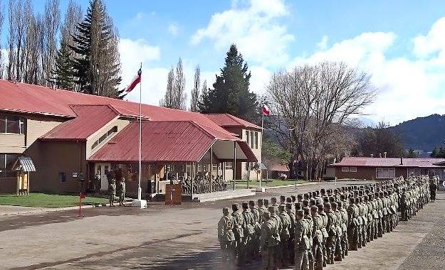 Dan de baja a funcionario del Ejército tras denuncia de abusos a conscriptos en Aysén