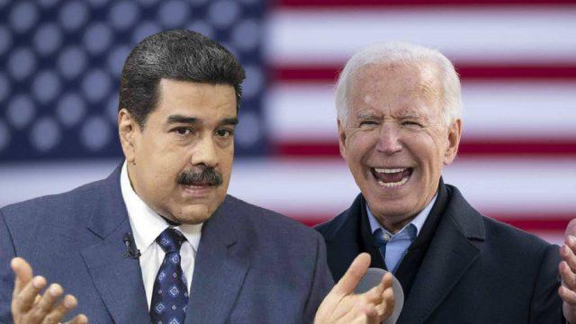 Maduro extiende llamado al diálogo con el gobierno de EE.UU. tras victoria de Biden