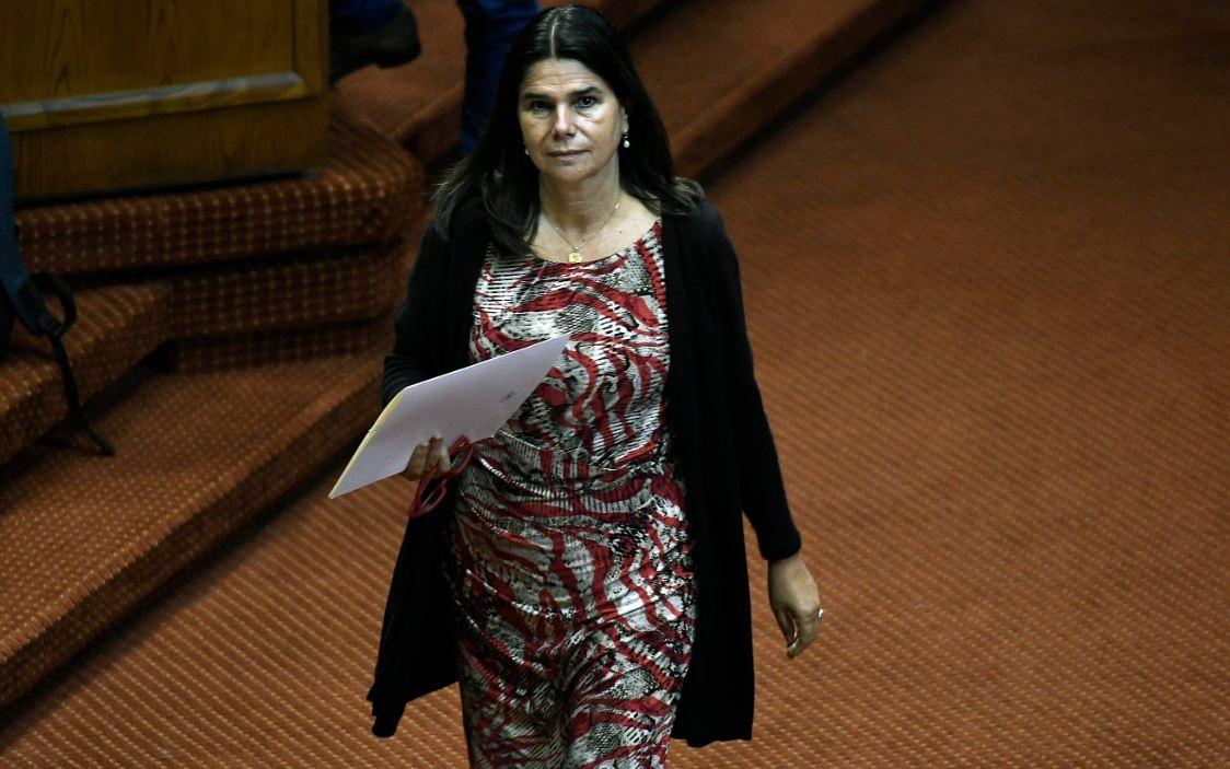 Diputada RN Ximena Ossandón declaró como imputada en investigación por tráfico de influencias