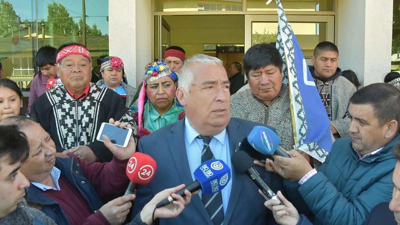 Exigen hallar a responsables de ataque a balazos a vivienda de abogado de la familia Catrillanca