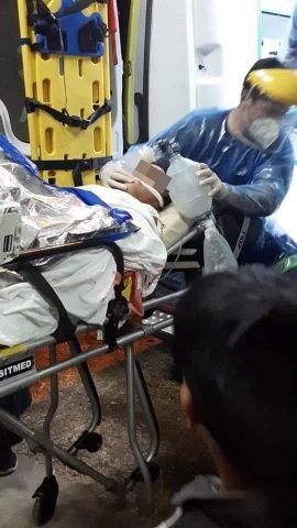 Collipulli: Denuncian que dos adolescentes mapuche fueron atacados y baleados por civiles armados