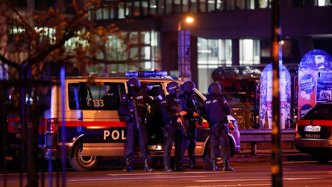 Austria declara tres días de luto por el ataque en Viena