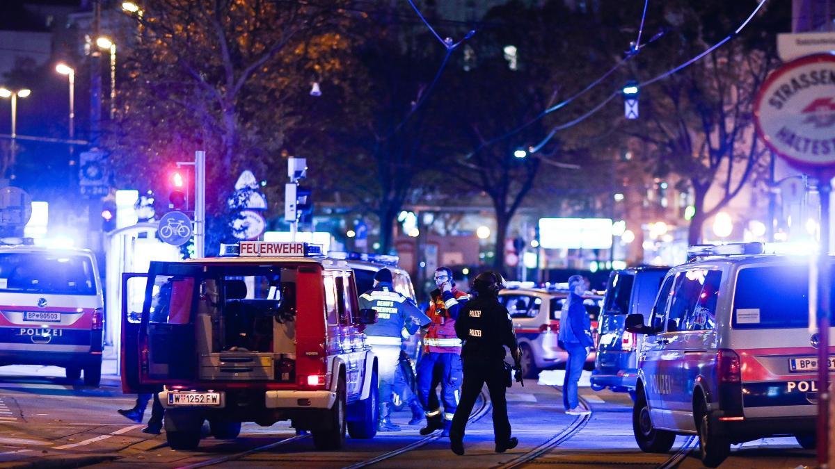 Gobiernos de Europa y América Latina condenan ataques simultáneos perpetrados en Viena