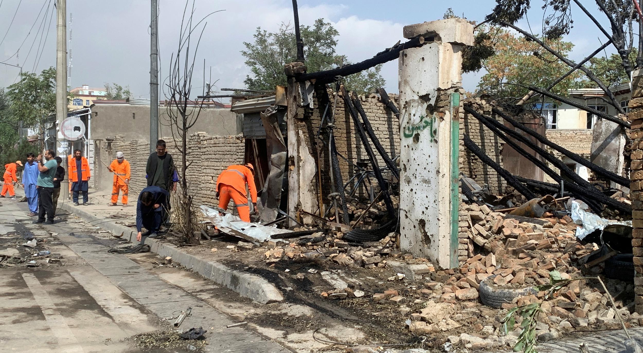 Atentado suicida en el este de Afganistán deja al menos 30 muertos