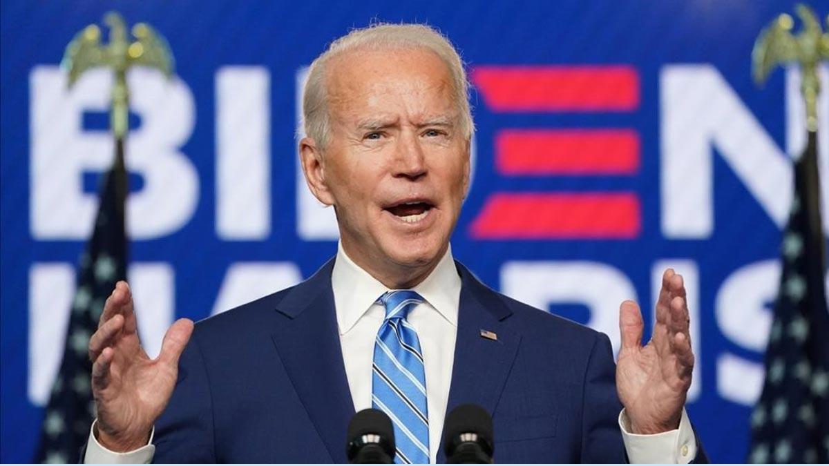 Tras mes y medio de silencio Colegio Electoral de EE.UU. declara ganador a Joe Biden