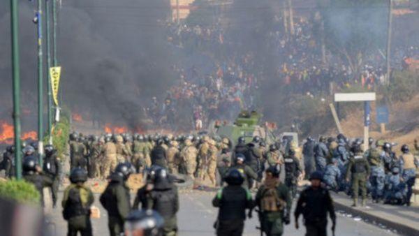 Detienen a general de la Fuerza Aérea de Bolivia por masacre de Sacaba en 2019