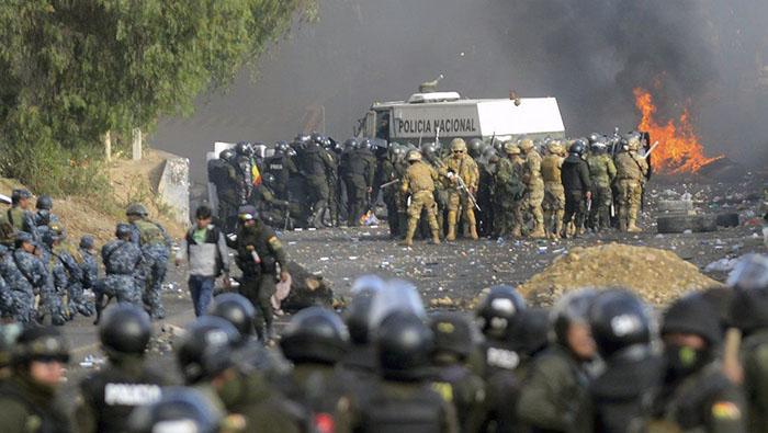 """""""La justicia llegará"""": Bolivia abrirá archivos a la CIDH para investigar masacres"""