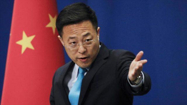 China advierte que arrancará