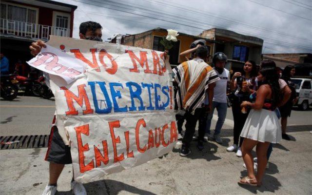 Masacres en Colombia no paran: 12 personas fueron asesinadas entre el sábado y domingo