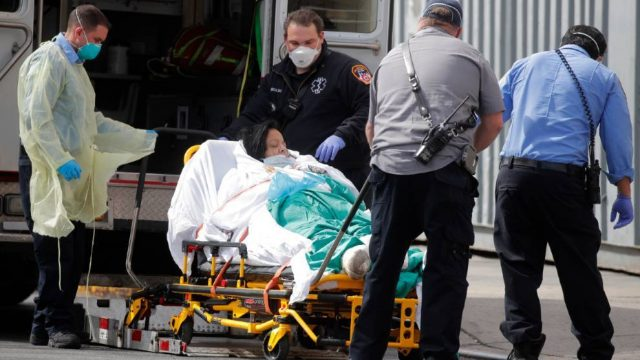 Estados Unidos con nuevo récord de casos positivos por COVID-19 con más de 120.000 contagiados