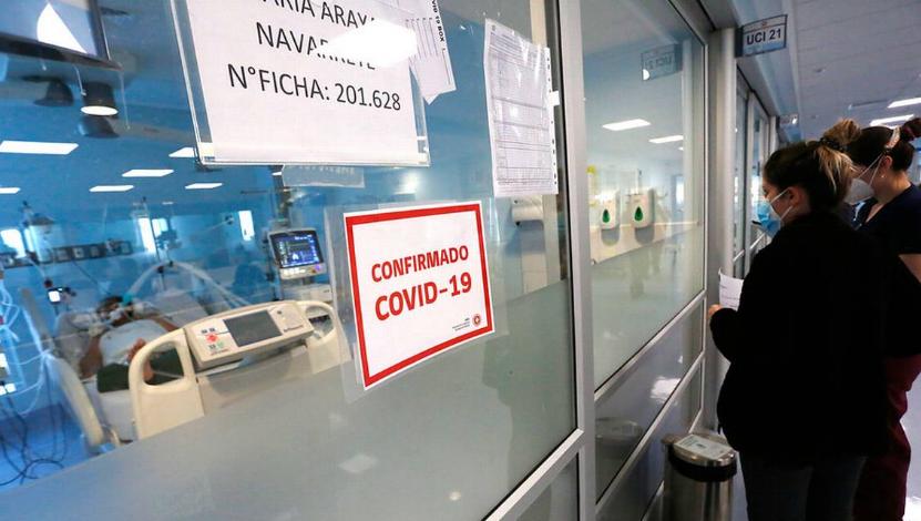 ICOVID Chile advierte sobre  alta incidencia de contagios en los extremos norte y sur del país