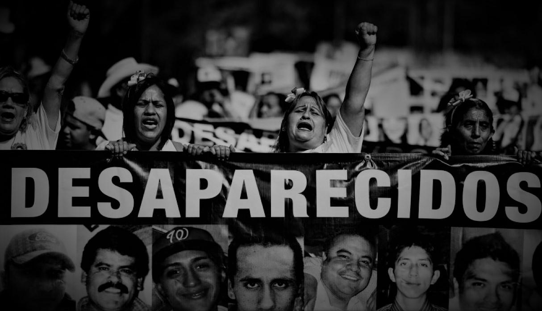 México sufre una segunda pandemia sin vacuna: los desaparecidos