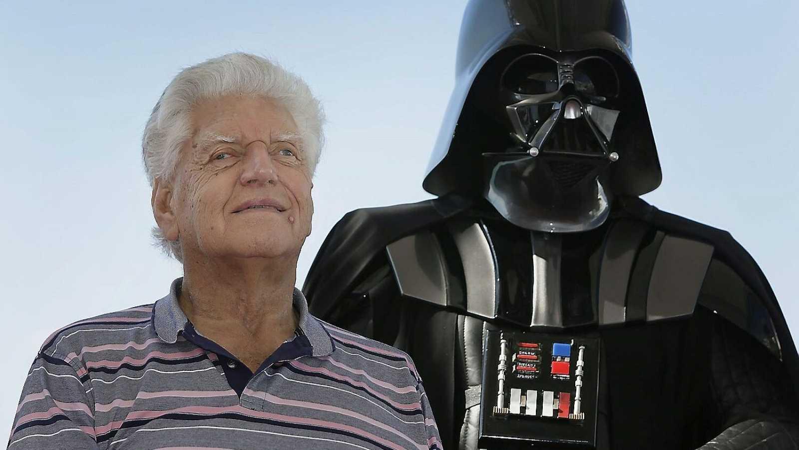 ¡Que la fuerza lo acompañe! Muere Dave Prowse, el legendario Darth Vader
