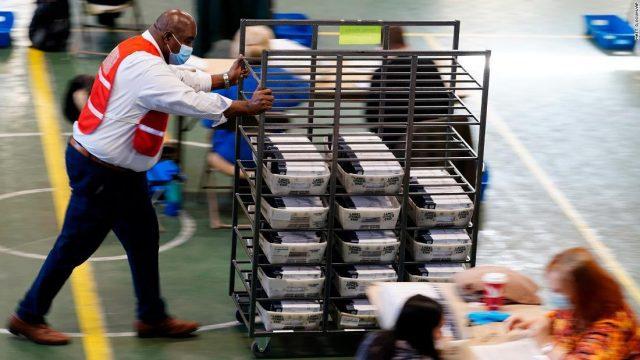 Elecciones de EE. UU.: anuncian reconteo de votos en Georgia ante un