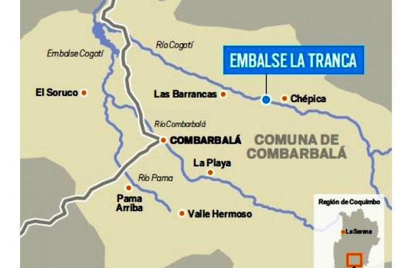 Coquimbo: Vecinos descartan reactivación de Embalse La Tranca tras respuesta de la Dirección de Obras Hidráulicas