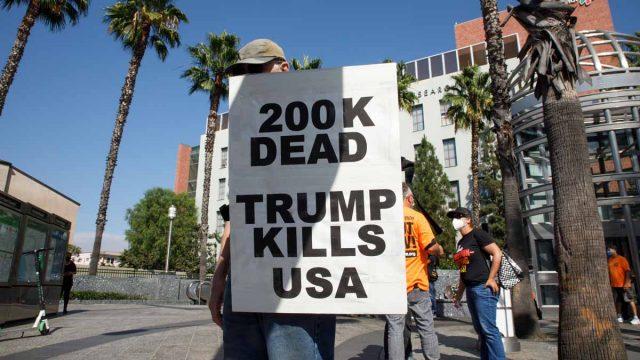 EE.UU. registra nuevos records de casos y muertes por Covid-19