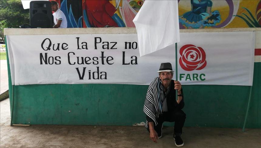"""""""242 sueños de paz frustrados"""": asesinan a otro excombatiente en Colombia"""