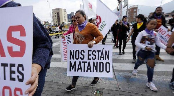 243 víctimas: asesinan a otra firmante de paz en el Chocó colombiano